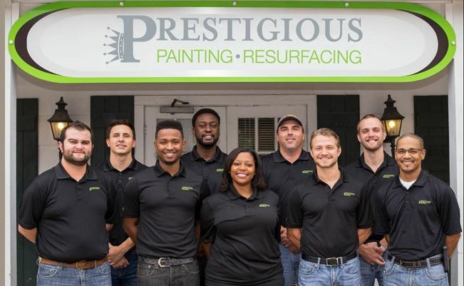 Prestigious Painting Team